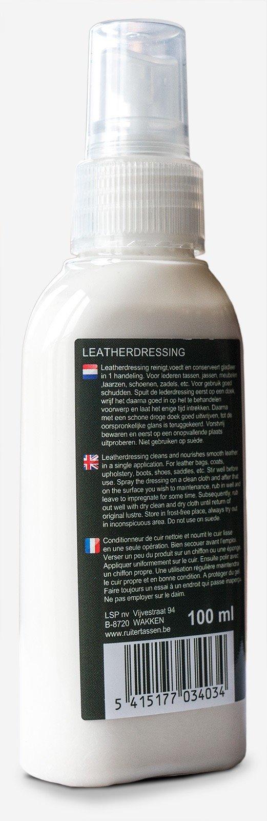 lait nettoyant pour le cuir.