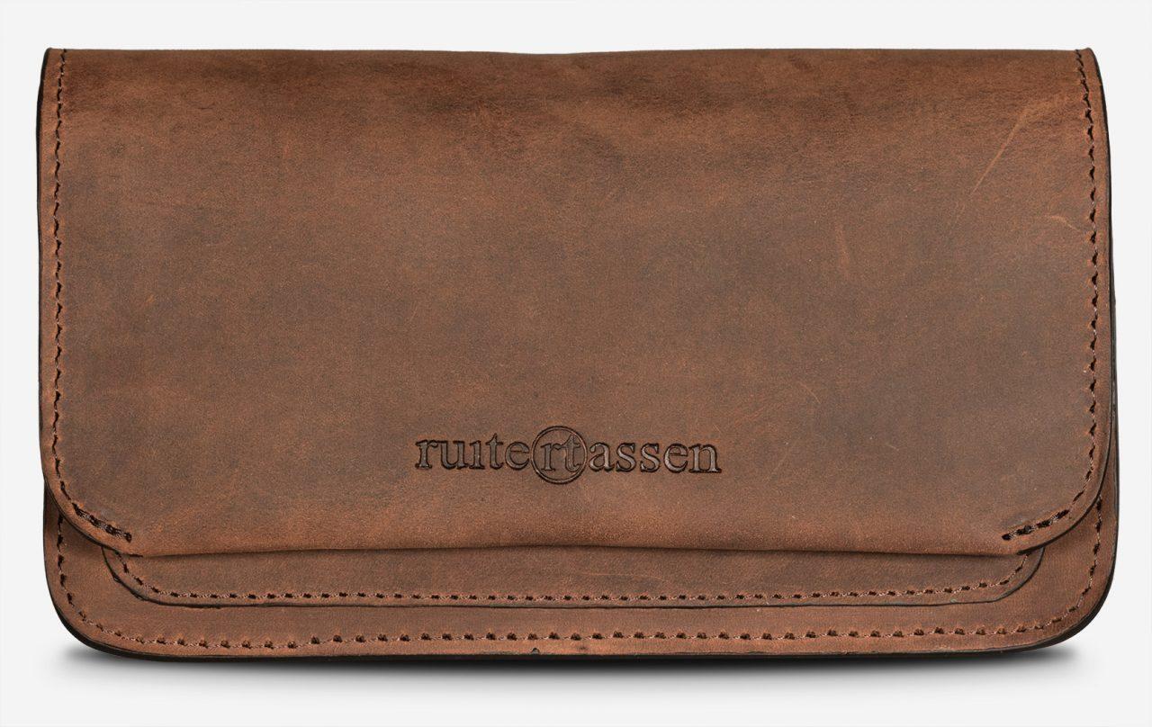 sac portefeuille qui peut être attaché à la ceinture.