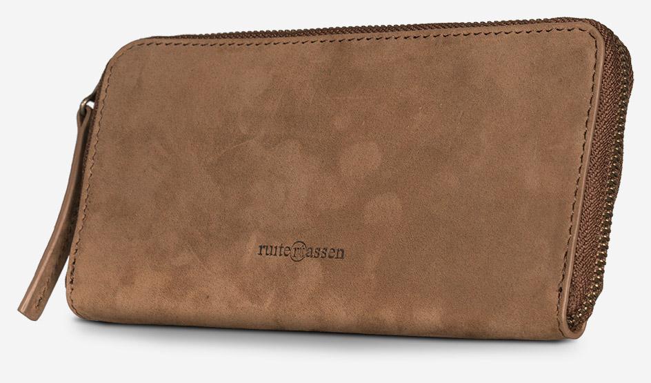 Grand portefeuille vintage pour homme.