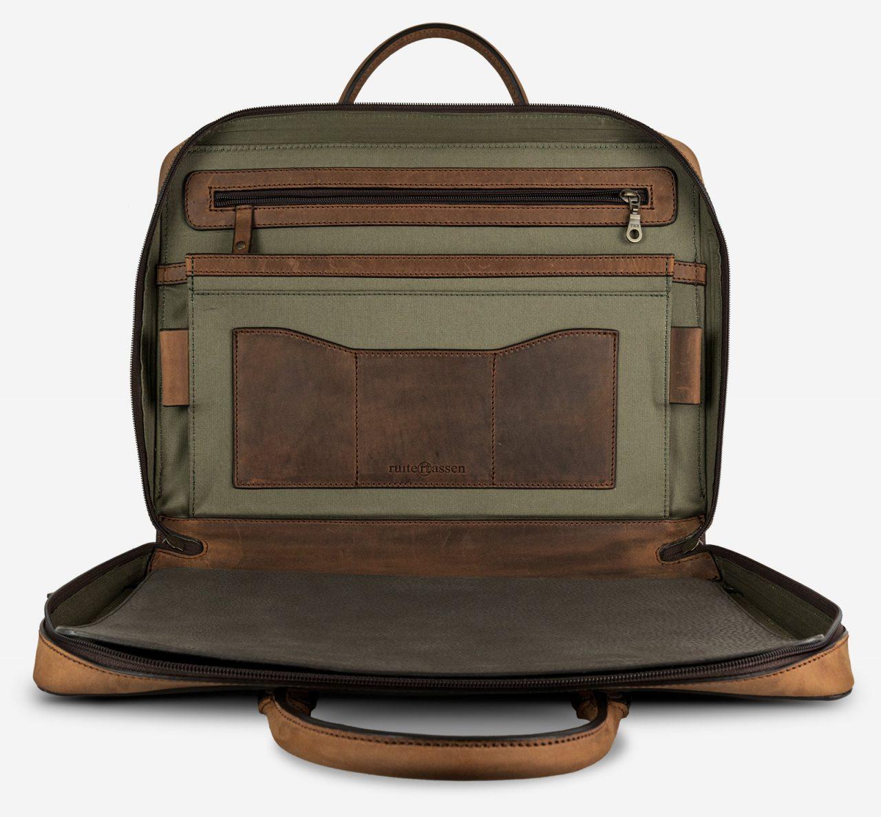 Sacoche cuir pour macbook 16.